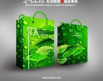 绿茶礼品手提袋