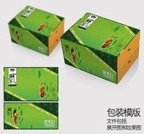 精装鲜果礼盒设计