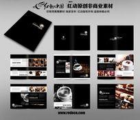 巧克力咖啡画册