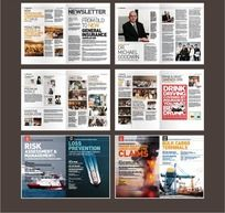现代科技企业画册