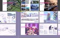 现代欧洲旅游画册