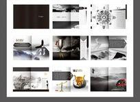 公司企业文化画册