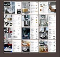 现代卫浴产品画册