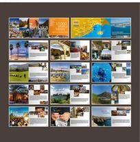 旅游度假酒店画册