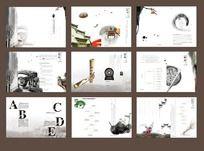 广告传播公司画册
