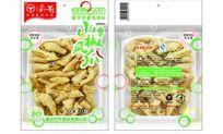 70克泡凤爪食品包装袋(转曲)