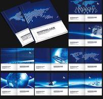 公司宣传册封面设计