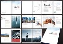 商业形象画册 PSD