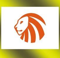 狮子头标志