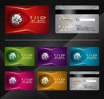 磨砂质地钻石卡 钻石卡 VIP钻石卡 会员卡