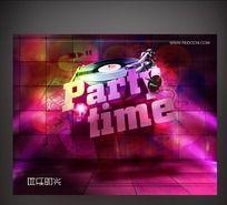 party聚会海报