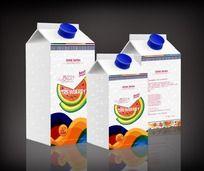 西瓜汁饮品包装
