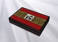铁观音茶叶盒包装设计