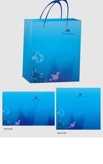 礼品袋-海底炫花