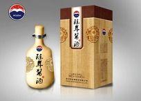 茅台酱香酒20年陈酿(展开图)
