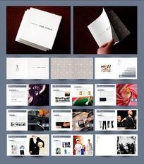 服装设计公司画册
