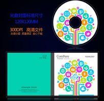 科技IT数码行业光盘封面