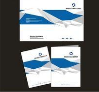 建设工程管理公司画册封面