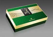 金银花茶高端茶叶包装设计