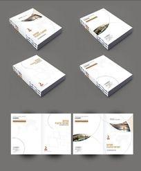 10款 产品画册封面设计PSD下载