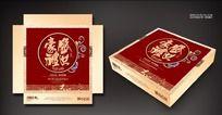 盛世豪礼中秋月饼礼盒设计