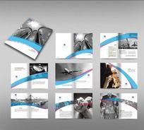 企业公司形象画册