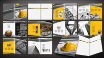 建筑公司画册