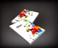 印刷厂宣传册封面设计