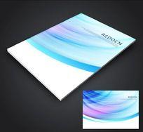 电子产品画册封面