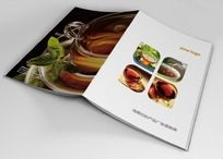 茶叶画册封面设计