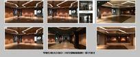学校大厅3D效果图