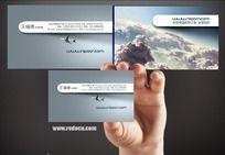 航空物流公司名片