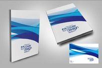 通讯科技画册封面