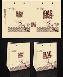 中国风手提袋设计