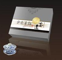 云南普洱茶叶包装设计