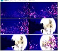 春江花月夜(有音乐)LED视频背景