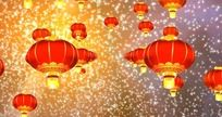 大红灯笼视频,灯笼LED高清视频 mov