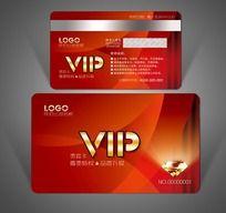 商场折扣会员VIP卡设计