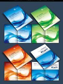 科技宣传手册封面设计