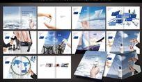 商务科技画册设计
