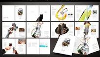 时尚奢侈品画册设计 PSD