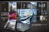 建筑工业画册设计