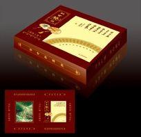葵扇包装礼盒设计