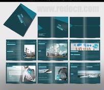 高端商业画册设计