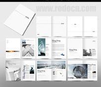 成功企业宣传画册设计