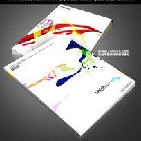创意油画封面设计