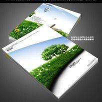 绿色大自然封面设计