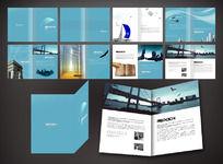 建筑公司宣传画册