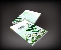 绿植画册封面