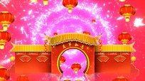 中国传统节日视频背景